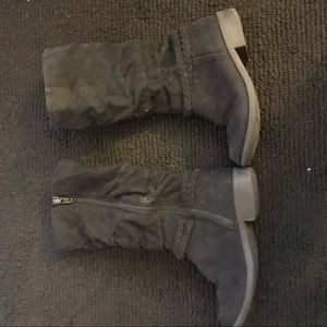 Other - 4 for $30 ❤️Adorable girls knee high zip up boots!